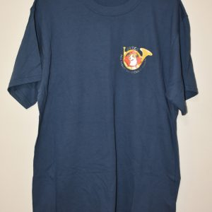 T-Shirt Crew Neck Navy